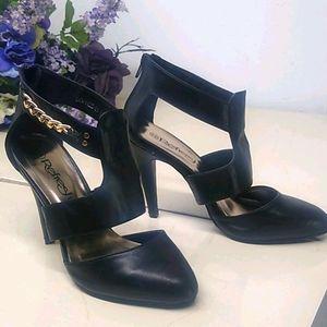 Refresh Sophee Strappy Stiletto Heels